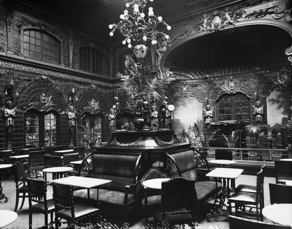 Hotel Rydberg var et av flere møtesteder for homofile menn på begynnelsen av 1900-tallet i Stockholm.